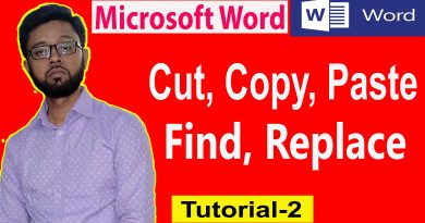 how to use cut, copy, paste in ms word