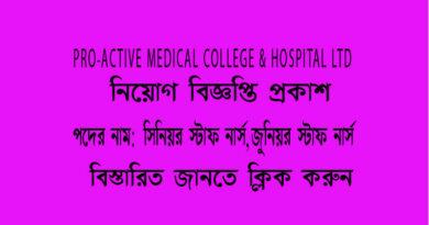 Pro-Active Medical College & Hospital Ltd